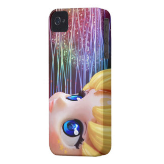 Moon Doll iPhone 4 Cover