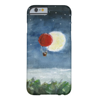 Moon Eclipse Barely There iPhone 6 Case