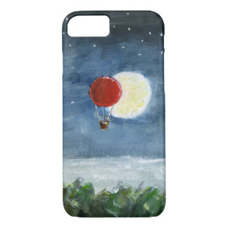 Moon Eclipse iPhone 7 Case