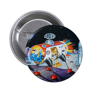 MOON EXPLORER 2 INCH ROUND BUTTON
