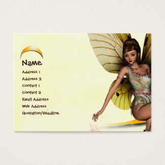 Moon Fairy Business Card