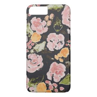 Moon Flower iPhone 7 Plus Case