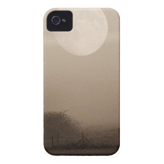 moon fog iPhone 4 Case-Mate case