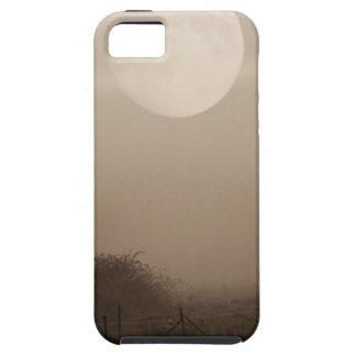moon fog iPhone 5 covers