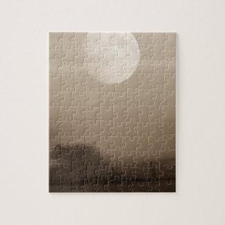 moon fog jigsaw puzzle