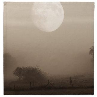moon fog napkin