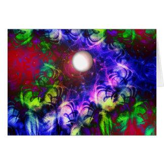 Moon Glow Card