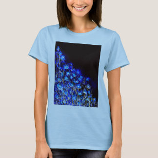 Moon Glow Flowers Shirt