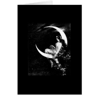 Moon Goddess Note Card