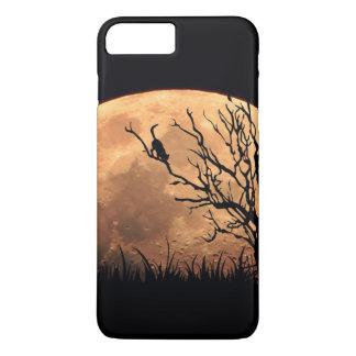 Moon illustration iPhone 7 plus case