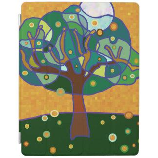 Moon in the orange tree iPad cover