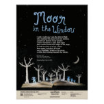 Moon in the Window Poster