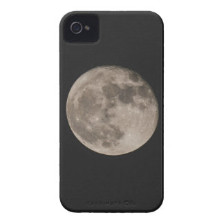 Moon iPhone 4 Cases