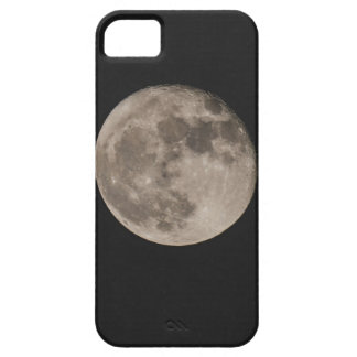 Moon iPhone 5 Covers