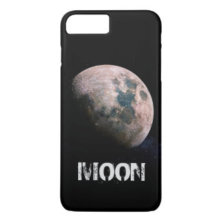 Moon iPhone 8 Plus/7 Plus Case