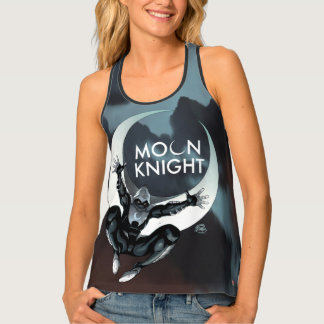 Moon Knight Cover Tank Top