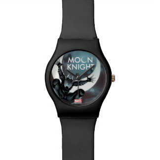 Moon Knight Cover Wrist Watches