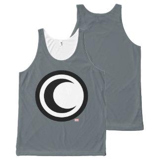 Moon Knight Logo All-Over-Print Tank Top