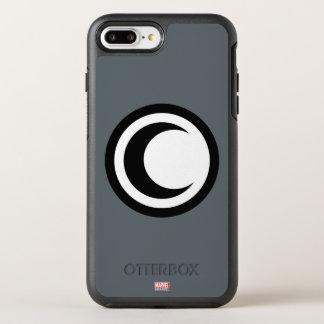 Moon Knight Logo OtterBox Symmetry iPhone 8 Plus/7 Plus Case