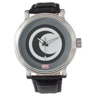 Moon Knight Logo Watch
