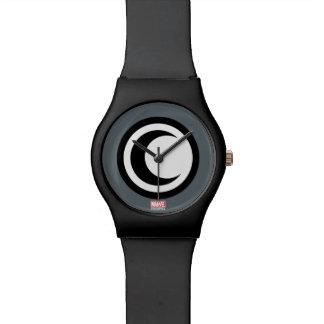 Moon Knight Logo Wrist Watches