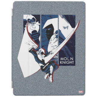 Moon Knight Panels iPad Cover