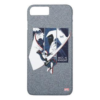 Moon Knight Panels iPhone 7 Plus Case
