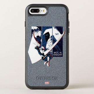 Moon Knight Panels OtterBox Symmetry iPhone 7 Plus Case