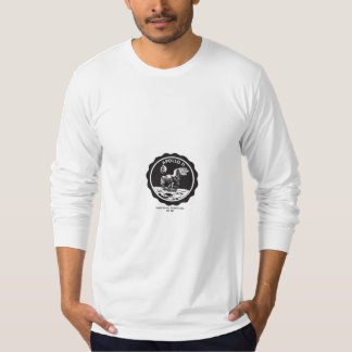 Moon Landing 40th Anniversary Seal T-Shirt