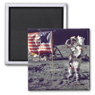 Moon Landing Magnet