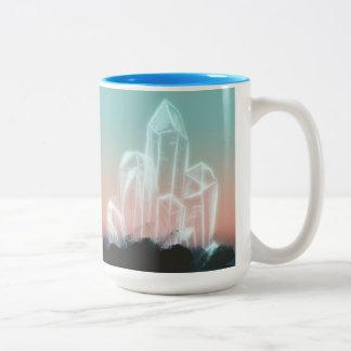 moon large two-tone mug