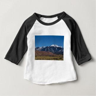 Moon Lit Colorado Great Sand Dunes Starry Night Baby T-Shirt