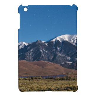 Moon Lit Colorado Great Sand Dunes Starry Night Case For The iPad Mini