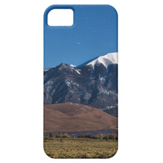 Moon Lit Colorado Great Sand Dunes Starry Night iPhone 5 Covers