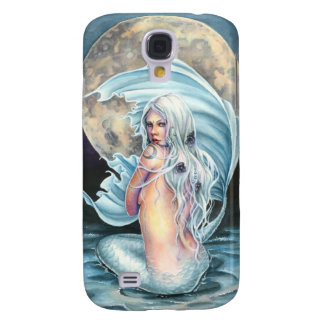 Moon Mermaid iPhone 3 Case