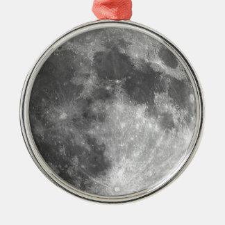 Moon Metal Ornament