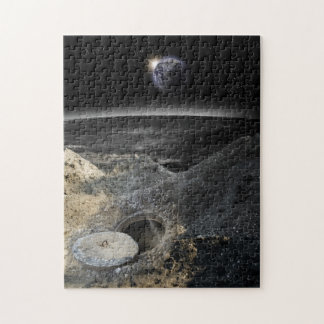 Moon Mystery Puzzle