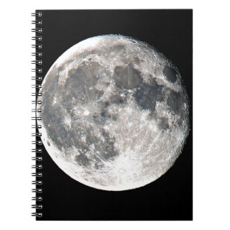 Moon Note Books