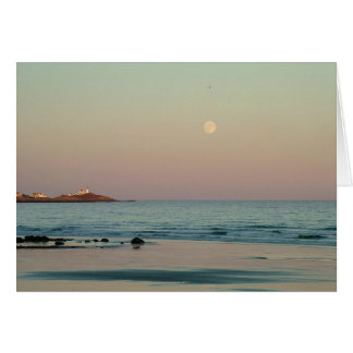 Moon Ocean Nubble Light 2007 197 Card