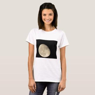 Moon on a shirt