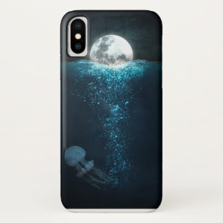 Moon On the Water Iphone Case
