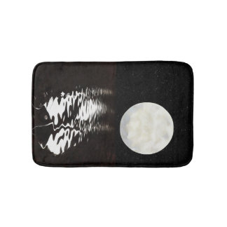 Moon on Water Bath Mat