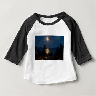 Moon one will bora will bora baby T-Shirt