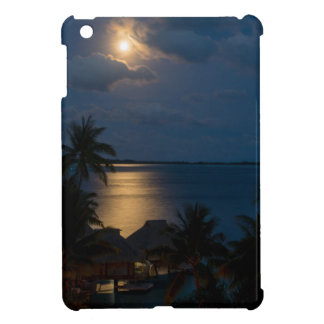 Moon one will bora will bora iPad mini cover