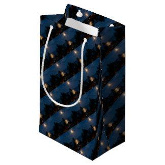 Moon one will bora will bora small gift bag