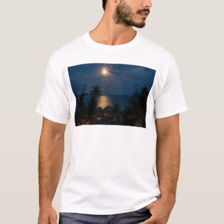 Moon one will bora will bora T-Shirt