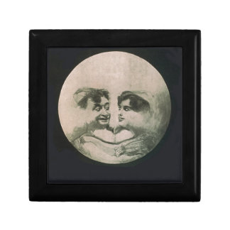 Moon Optical Illusion Gift Box