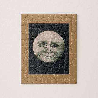 Moon Optical Illusion Puzzle