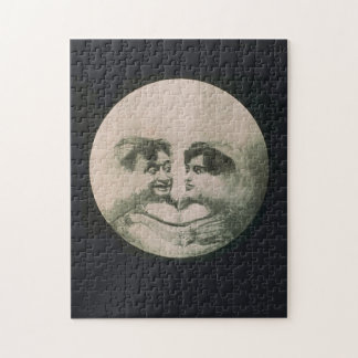 Moon Optical Illusion - So Fun Jigsaw Puzzle