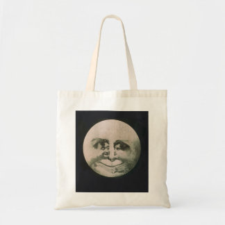 Moon Optical Illusion - So Fun Tote Bag